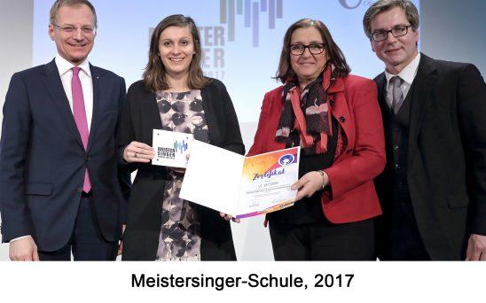 Meistersinger Schule 2017