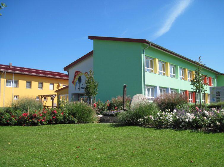 Schulgebäude Volksschule Katsdorf