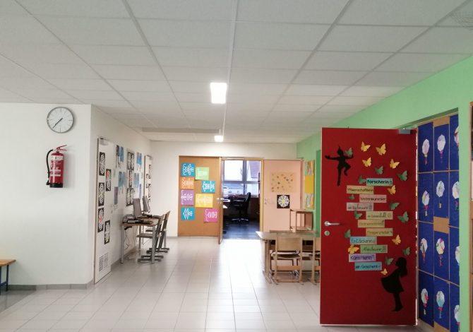 Unsere Klassen VS Katsdorf